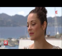 "MARION COTILLARD : INTERVIEW , PAR  "" LAURENT DELAHOUSSE "" A CANNES 2013 . HD1080P"