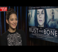 Marion Cotillard Interview - Rust and Bone (De rouille et d'os)