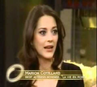 Marion Cotillard interview
