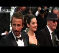 Marion Cotillard, Jacques Audiard, Matthias Schoenaerts | Cannes 2012 Red Carpet | FashionTV