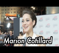 Marion Cotillard on RUST AND BONE at AFI FEST presented by Audi