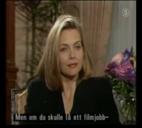 Mark Levengood intervjuar Michelle Pfeiffer