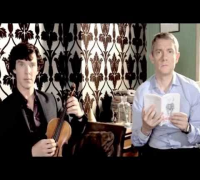 Martin Freeman and Benedict Cumberbatch // Good Time