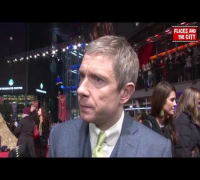 Martin Freeman Interview - Benedict Cumberbatch, The Hobbit Desolation of Smaug & Sherlock Season 3