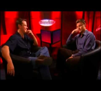 Matt Damon & Leonardo Dicaprio FLIRTS WITH EACH OTHER