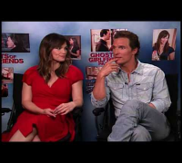 Matthew McConaughey Jennifer Garner interview Ghost of Girl