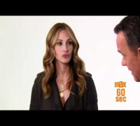 "MAX 60 Seconds: Julia Roberts - ""Larry Crowne"" (Cinemax)"