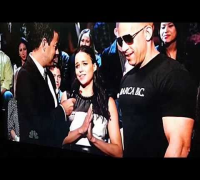 May 21 - The Voice: Fast & Furious 6 Promo Michelle Rodriguez