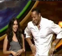 megan fox and the rock tca