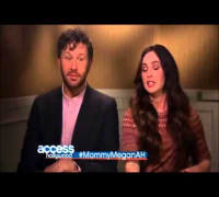 Megan Fox / Chris O'Dowd Access Hollywood interview