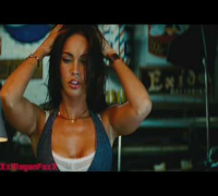 Megan Fox - Climbing up the Walls