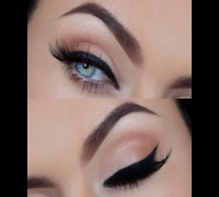 Megan Fox Inspired Look