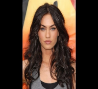 Megan Fox inspired Sexy Hair Tutorial