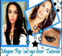 Megan Fox Makeup Tutorial 2