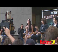 Megan Fox Q&A at JENNIFER'S BODY Hot Topic Fan Event Party Sept 16, 2009