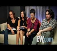 Megan Fox talks dirty
