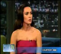 Megan Fox Talks SNL Debut With Jimmy Fallon