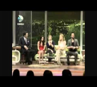 Megan Fox The Beyaz Show Turkey Interview Part 3