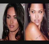 Megan Fox VS Angelina Jolie