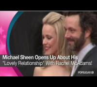 "Michael Sheen Opens Up About His ""Lovely Relationship"" With Rachel McAdams!"