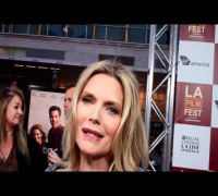 "Michelle Pfeiffer at the premiere of ""People Like Us"""