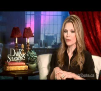 Michelle Pfeiffer - Dark Shadows Interview with Tribute
