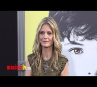 "Michelle Pfeiffer ""Dark Shadows"" Los Angeles Premiere ARRIVALS"