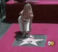 Michelle Pfeiffer gets her Star on Hollywood Walk of Fame