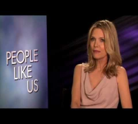Michelle Pfeiffer Interview -- PEOPLE LIKE US