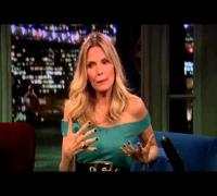 Michelle Pfeiffer on Jimmy Fallon