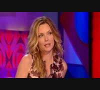Michelle Pfeiffer on Jonathan Ross 2007.10.05 (part 1)