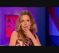 Michelle Pfeiffer on Jonathan Ross 2007.10.05 (part 2)