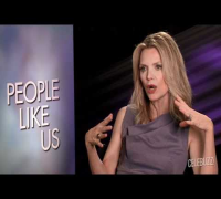 Michelle Pfeiffer on 'People Like Us', Anne Hathaway, and Catwoman