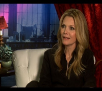 Michelle Pfeiffer on working with Johnny Depp and Tim Burton in 'Dark Shadows'