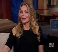 Michelle Pfeiffer Returns (CBSNews)