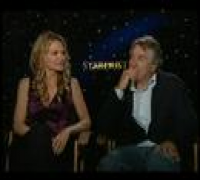 Michelle Pfeiffer Robert Deniro interview for Stardust
