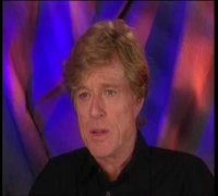 Michelle Pfeiffer & Robert Redford talking about Up Close and Personal