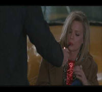 Michelle Pfeiffer Smokes
