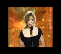 Michelle Pfeiffer Wins Best Actress Motion Picture Drama - Golden Globes 1990