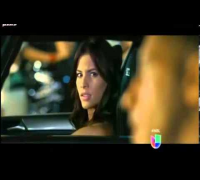 Michelle Rodriguez and Vin Diesel on Belleza Latina