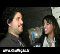 Michelle Rodriguez at the Grand Opening of Yellowtail Sushi