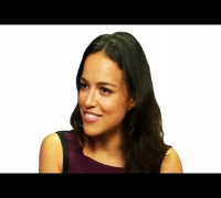 Michelle Rodriguez interview - Comic-Con 2013