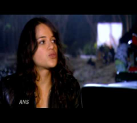 MICHELLE RODRIGUEZ TALKS FAST AND FURIOUS REUNION