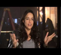 Michelle Rodriguez Talks 'Resident Evil: Retribution'
