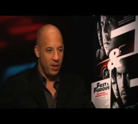 Michelle Rodriguez/Vin Diesel interview - talkSPORT magazine