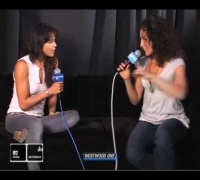 Michelle Rodriguez-Westwood One: Backstage - 2008 MTV VMAs