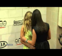 Mila Kunis and Kristen Bell at Spike TV's 6th Annual Guys Choice Awards
