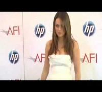 Mila Kunis at AFI Awards 2010