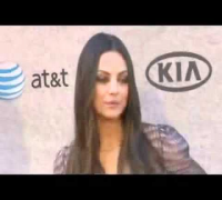 Mila Kunis at Spike' Guys Choice Awards 2011