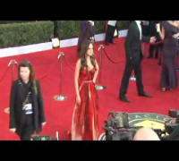 Mila Kunis at the 17th SAG Awards